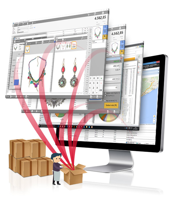 Software para la gestión integral de PYMES