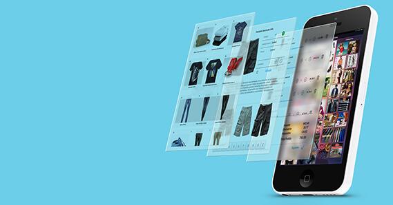 App catálogo digital de productos