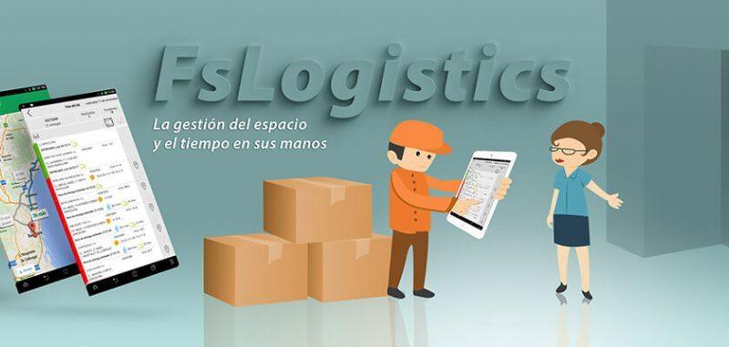 App software logística comercial