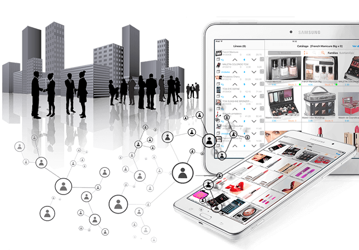 Software de gestión empresarial y comercial