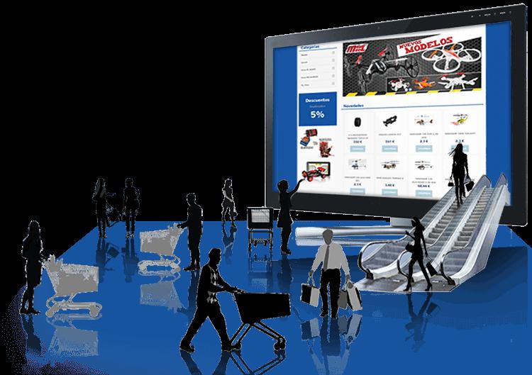 Software control tienda online