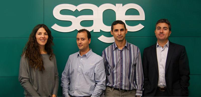 Reunión de Sage con FarAndSoft