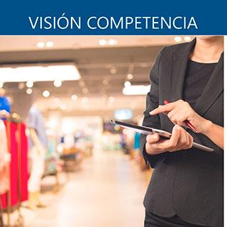 App visión de la competencia