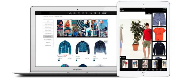 App tipo catálogo digital de productos