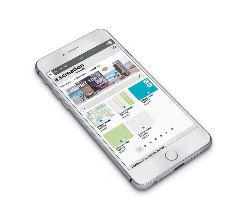 App catálogo digital