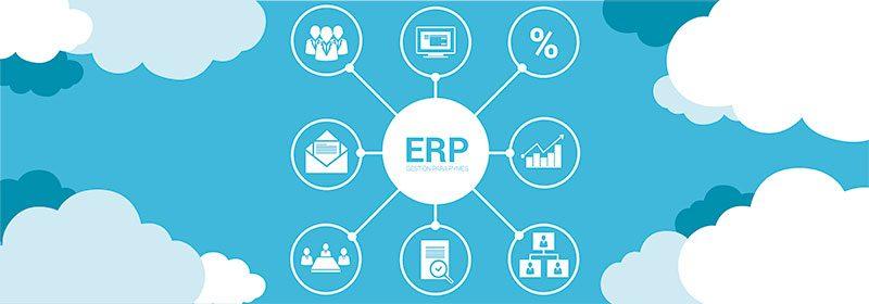 Programa de gestión de empresas ERP