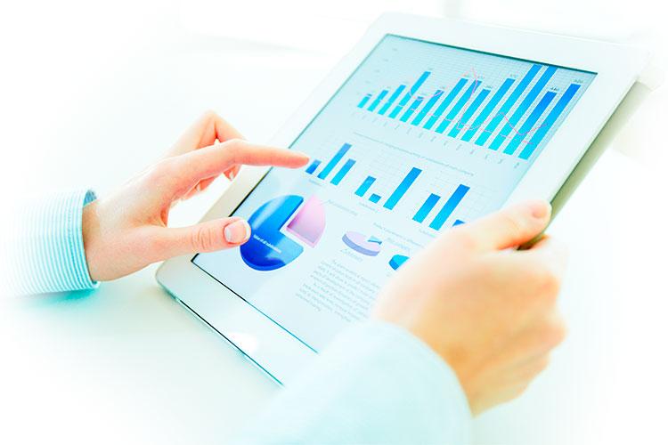 Software de gestión empresarial ERP
