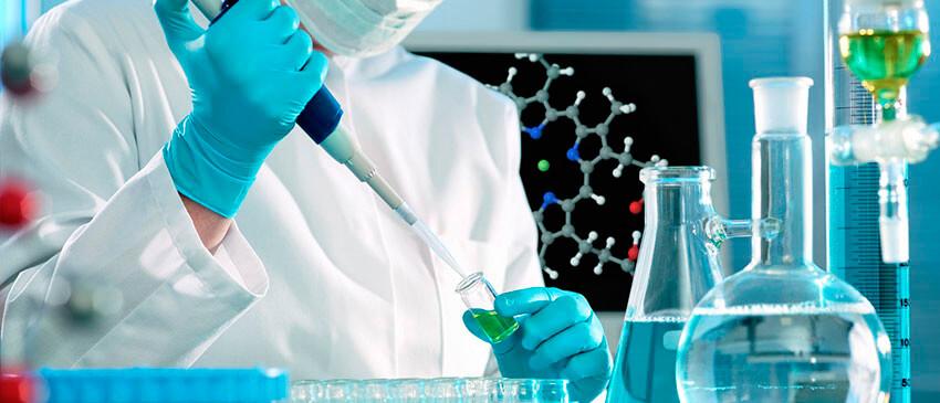 Es precisamente la industria química y la farmacéutica una de las que más invierte en investigación