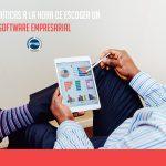 ERP y CRM como softwares más demandados por las empresas en la actualidad