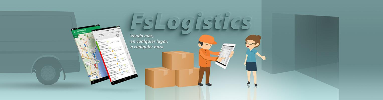 App de gestión logística para el control de flotas y repartos en tiempo real