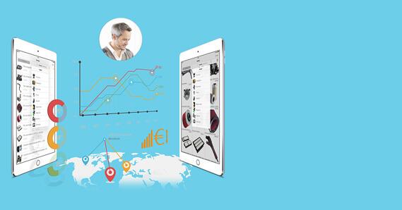 Software CRM como app de ventas