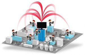 Software app de ventas integrado a ERP