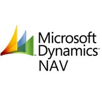 Logo Microsoft Dynamics Navision