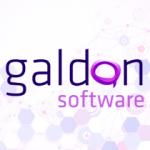 Logotipo Galdon software