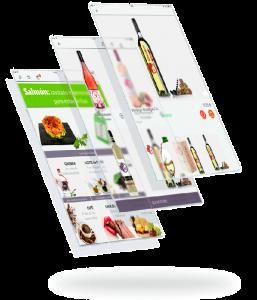 Catálogo app digital