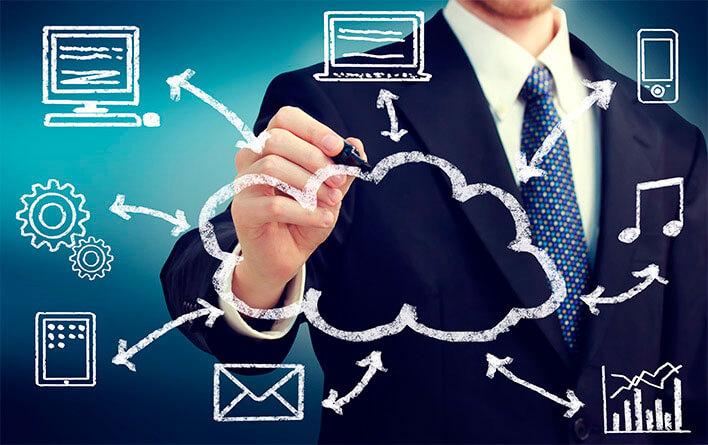 Plataforma de gestión empresarial