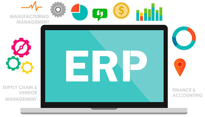 sistema ERP en la nube de uso integral