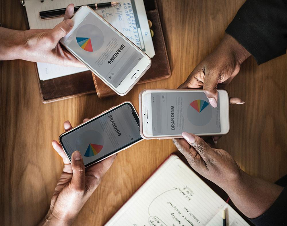 Beneficios uso Smartphones