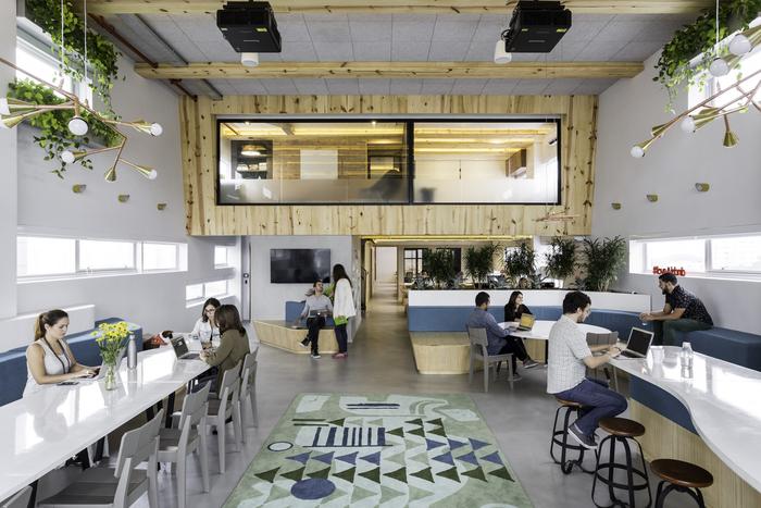 Organización de espacio en oficinas