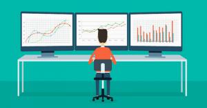 reporting comercial tradicional vs online