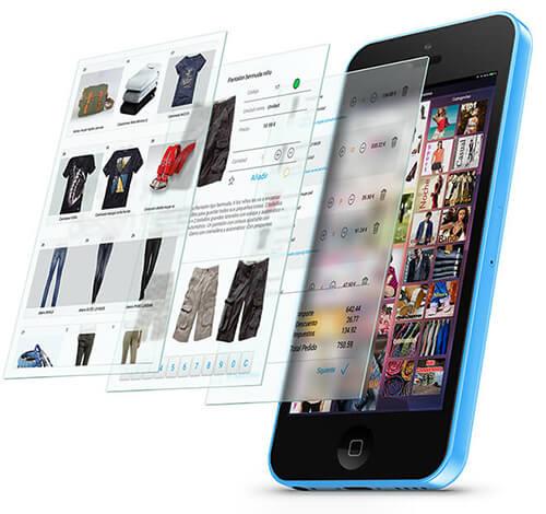ShopApp para la gestión de pedidos y ventas