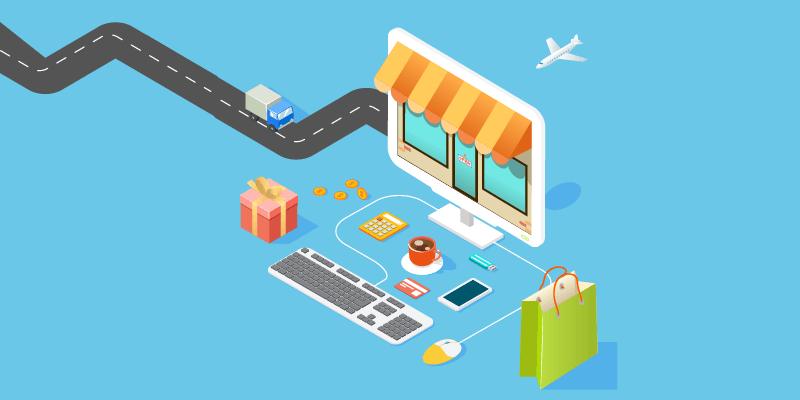 Software para la gestión de la tienda online/e-commerce