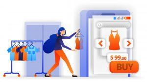 App de Venta Online a través de Smartphone o Tablet